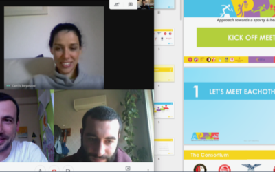 Polisportiva Pontevecchio: online meeting with the selected coaches
